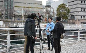 横浜みなと博物館学芸員の写真